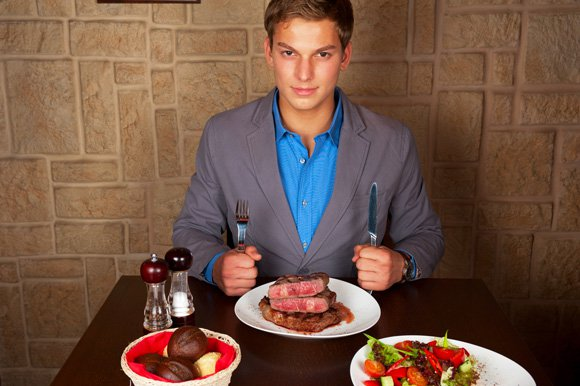 Need to eat beef to prevent anemia